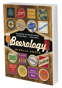 Beerology Book cover